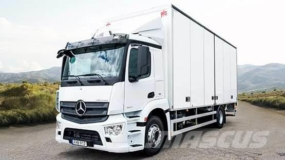 Mercedes-Benz Antos 1832L 4x2 Startklar PLS Trp skåp