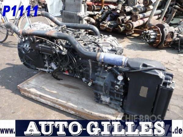ZF Getriebe 16 S 2221 TD / 16S2221TD mit Intarder MAN