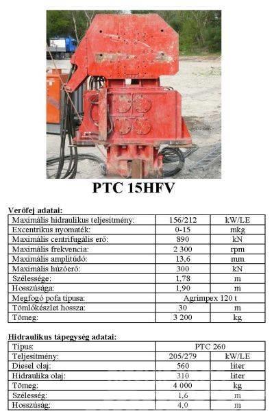[Other] PTC Vibroverő gépek