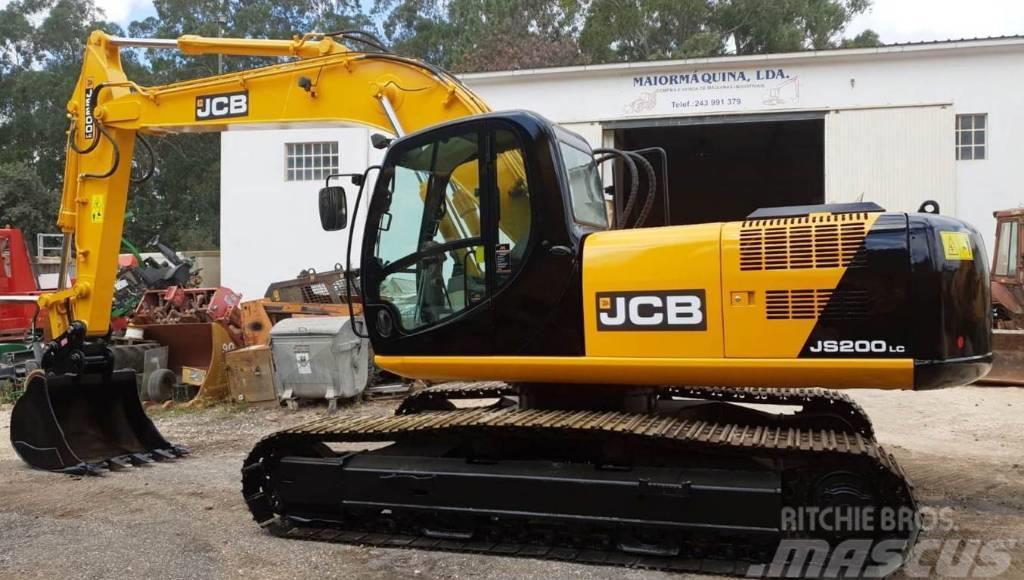 JCB JS 200 LC
