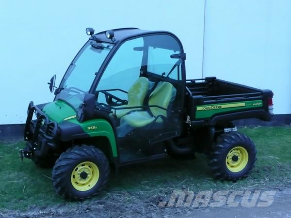 John Deere Gator Prices >> John Deere Gator Xuv 855d Golf Carts Price 15 369 Year Of