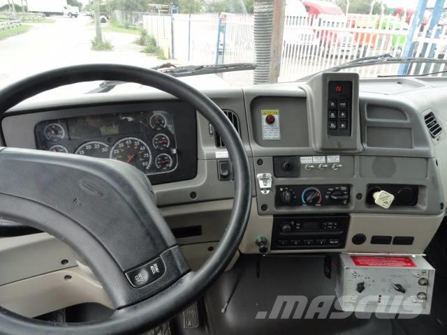 Sterling L7500, 2003, Slamsugningsbil