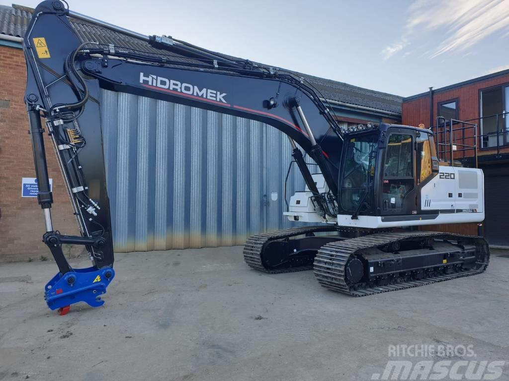 Hidromek HMK 220 LC H4