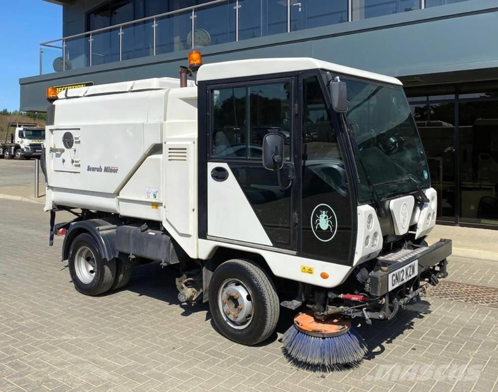 Scarab Minor 4x2 Sweeper