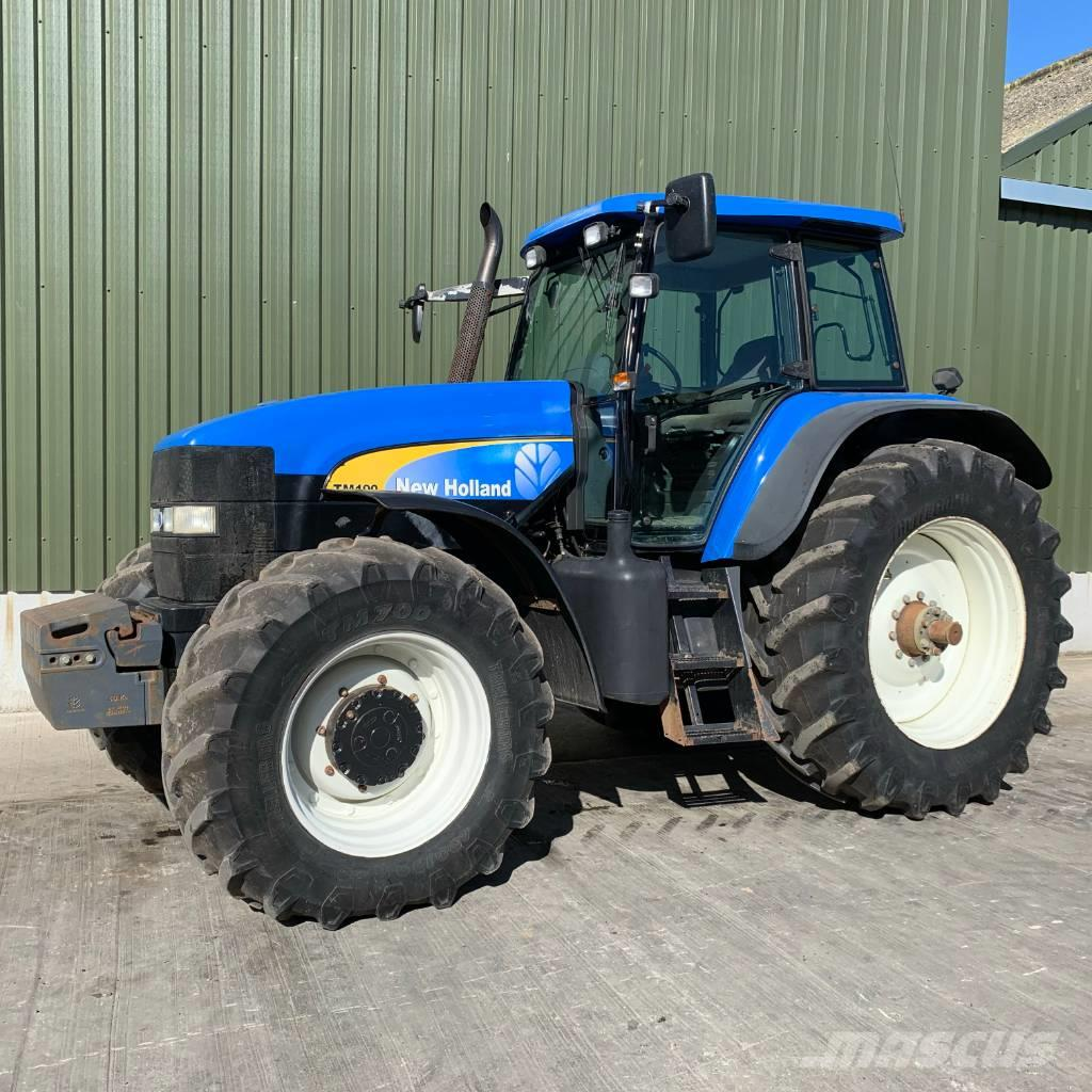 New Holland TM 190 PC