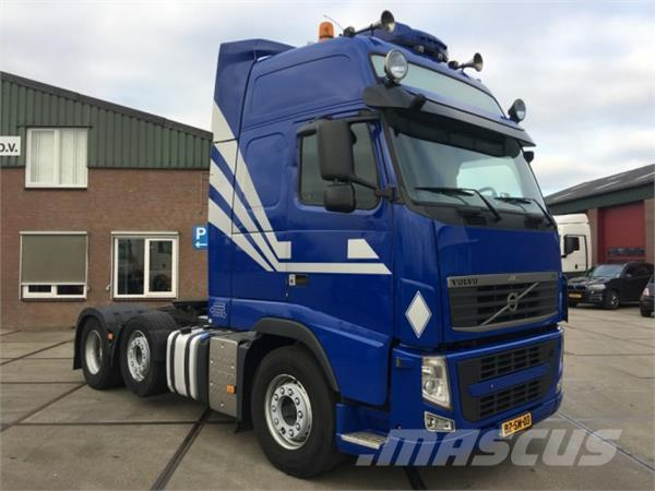 Volvo FH 460 / 6X2 / GLOBE XL / VEB+ / I-SHIFT / NIGHT-A