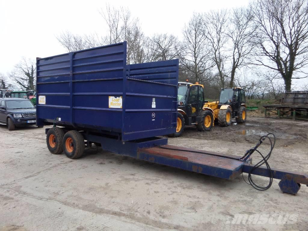 [Other] FOSTER 8 TONNE LOAD MASTER TIPPING TRAILER