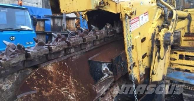 Used Vermeer T658 Trenchers Plows Year 1994 For Sale
