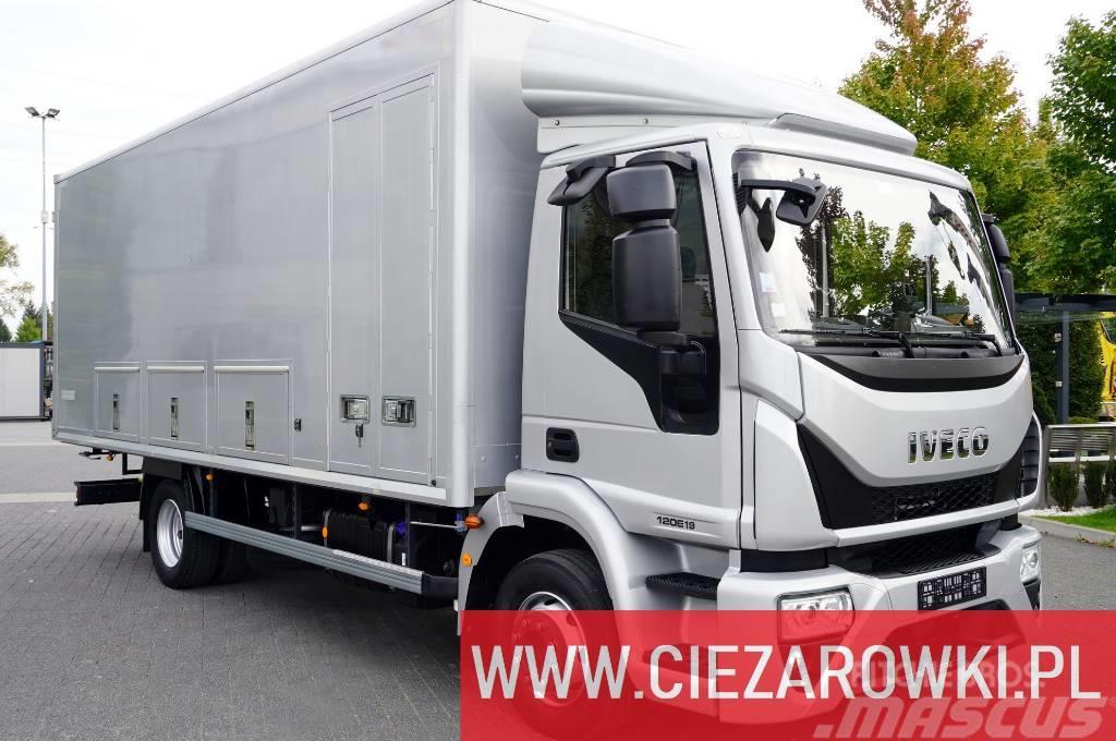 Iveco Eurocargo ML 120E , E6 , 180k km , 4x2 , 16 EPAL