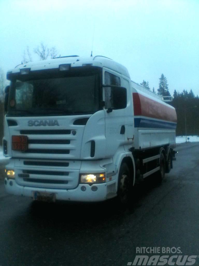 Scania R 12 L-6X2