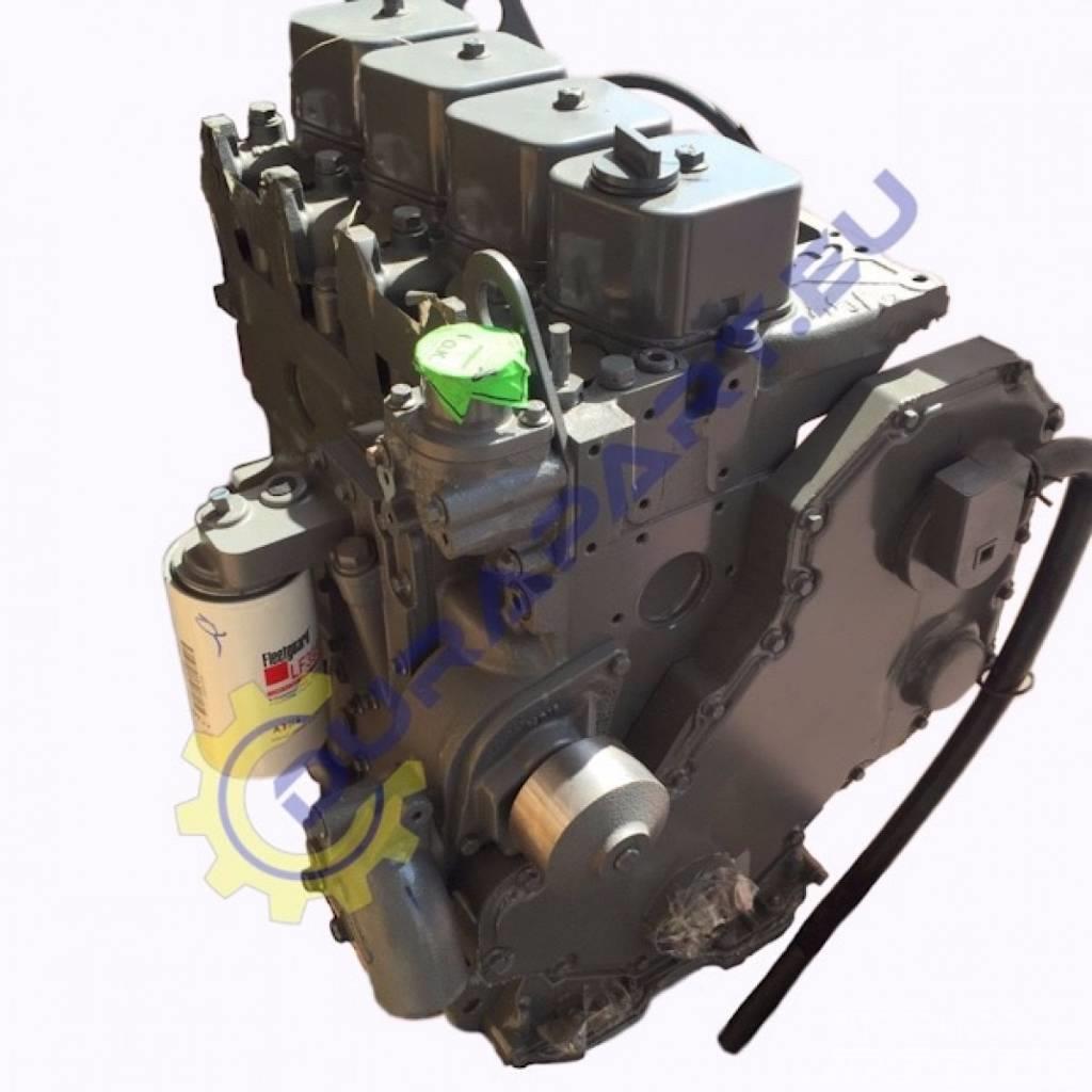 Cummins New 4BT 3.9L 8V Engine Long Block Motor