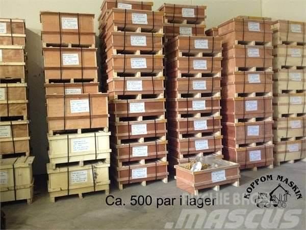 [Other] KM-CHAINS, SLIRSKYDD 600/55X26,5 DUBBEL UBRODD 16M