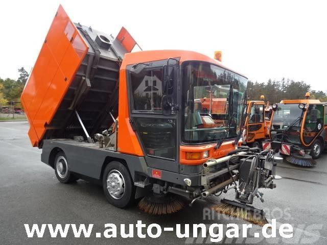 Ravo 540 3 Besen 40km/h Kehrmaschine