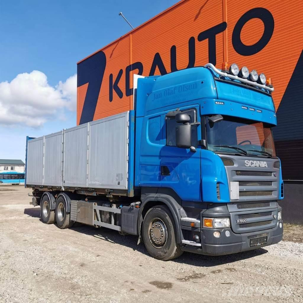 Scania R 500 6x2