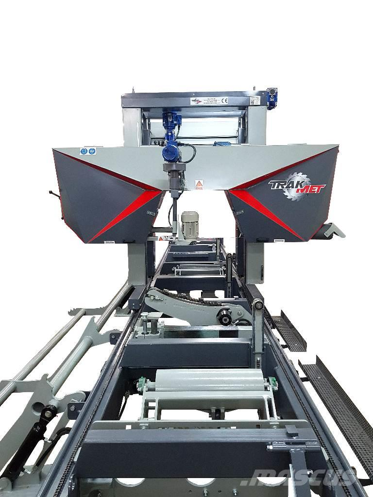 Trak-Met trak taśmowy SAWMILL TTS-800/60 piła  60 mm