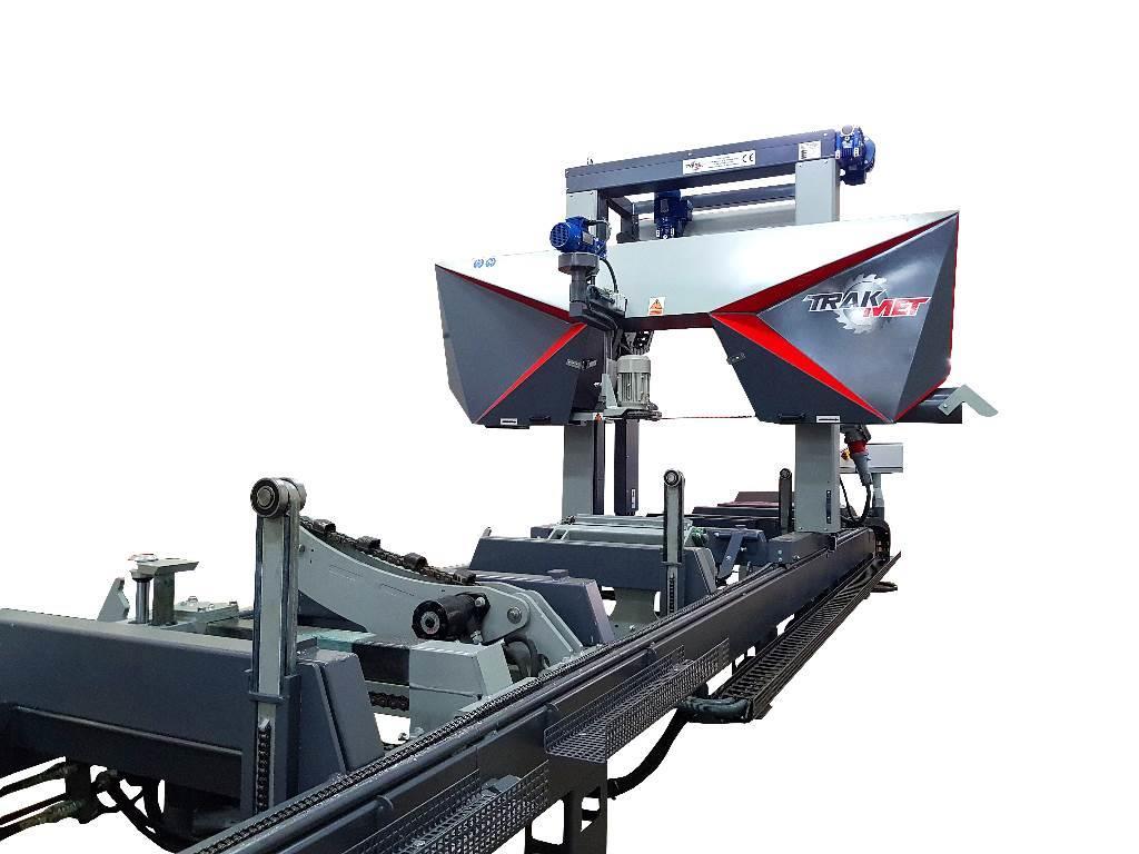 Trak-Met trak taśmowy TTS-800/60 piła tnąca 60 mm
