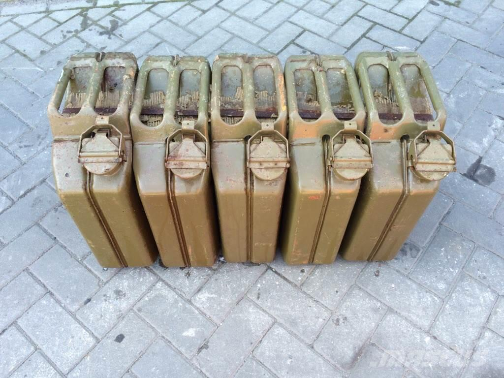 [Other] Jerrycan Jerry can 20 Liter, P 5 st 50 euro
