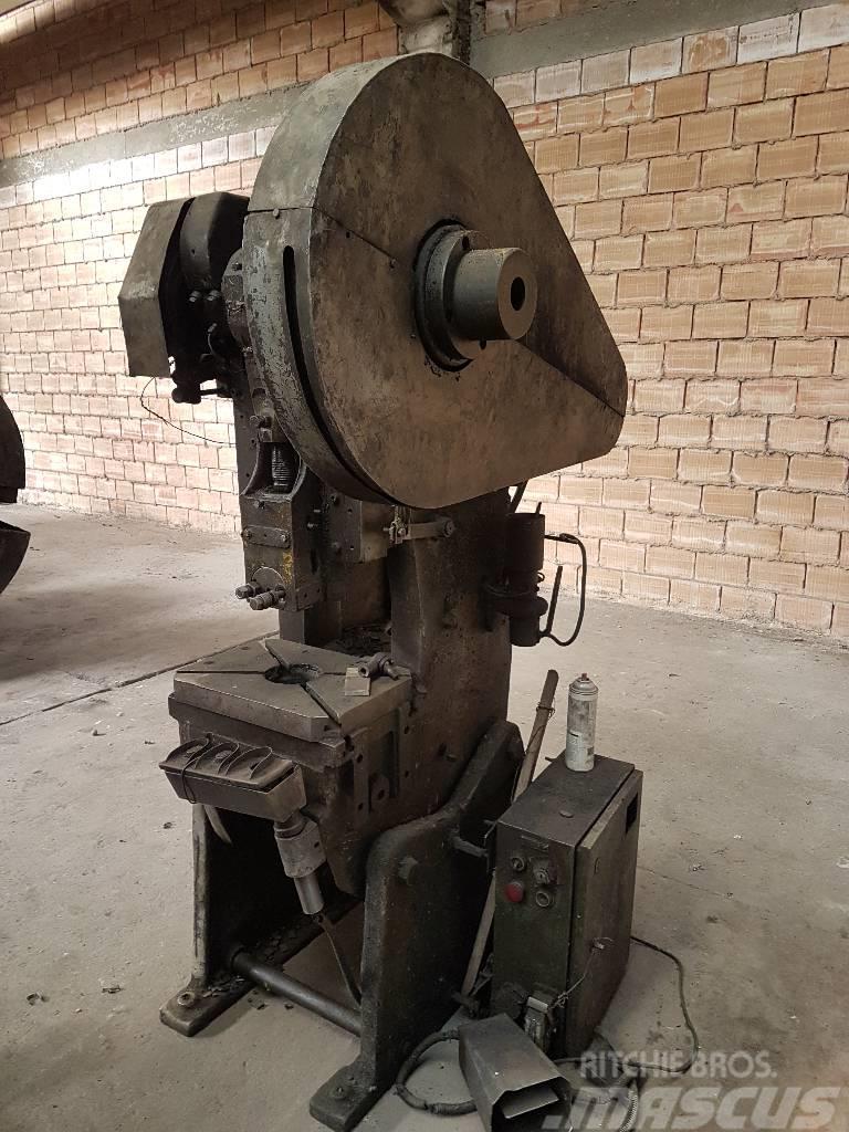 [Other] Presa mecanica cu excentric PAI-16
