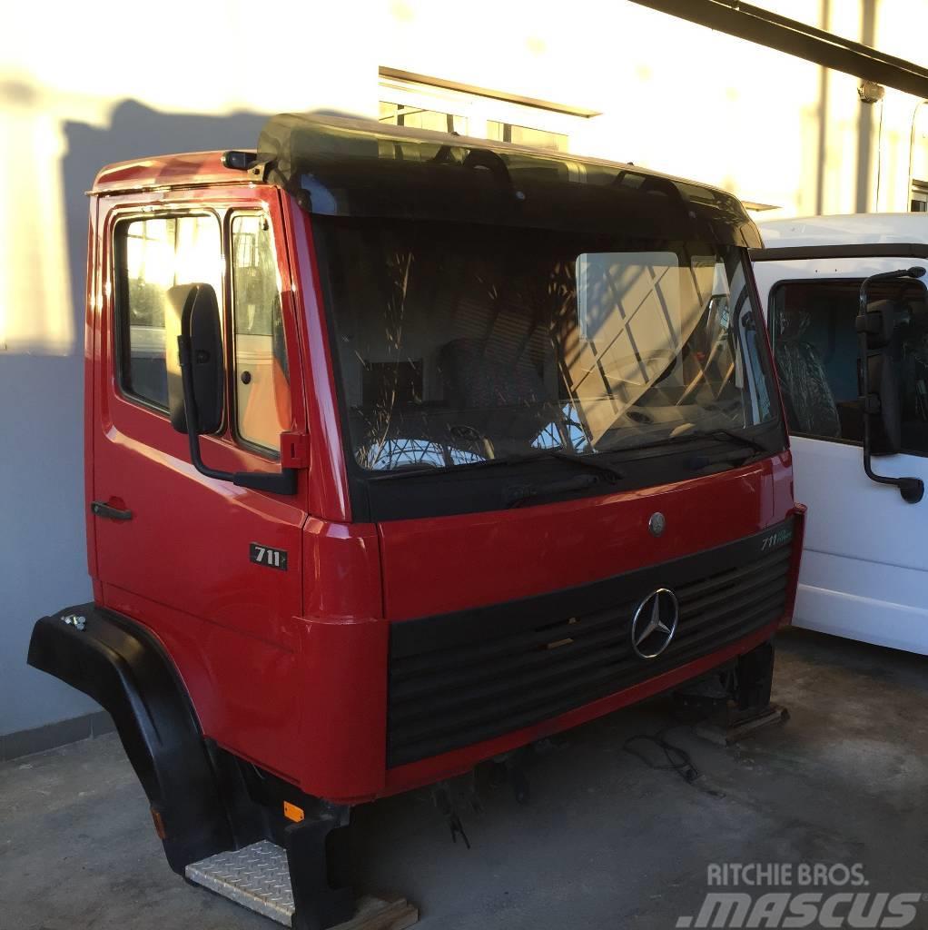 mercedes benz 711 kabinen gebraucht kaufen und verkaufen bei mascus deutschland. Black Bedroom Furniture Sets. Home Design Ideas