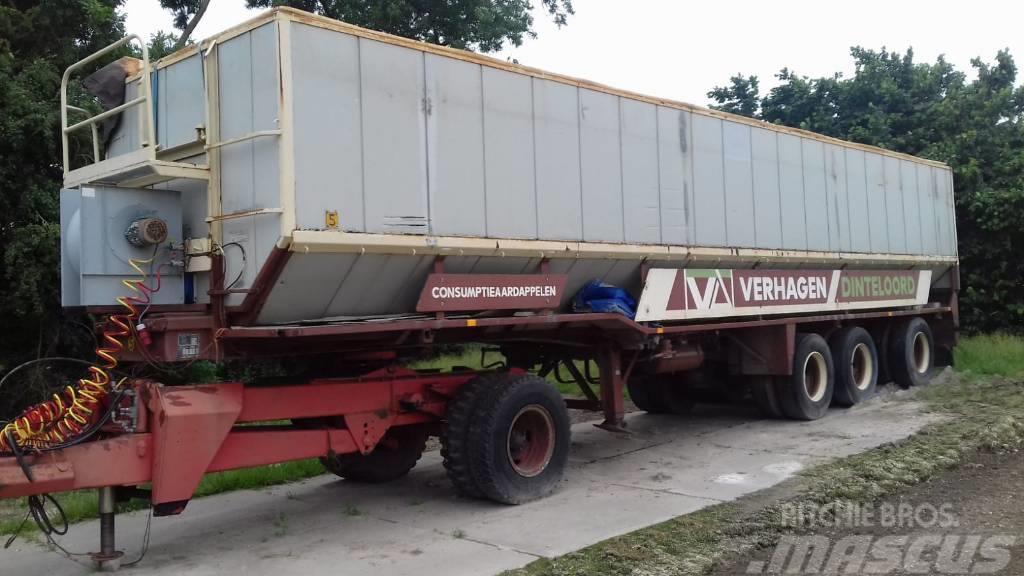 [Other] Vrachtwagen aanhanger