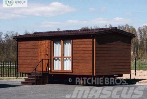AB GROUP MOBIl Haus 7x3,5m/ Domek Mobilny 7x 3,5m