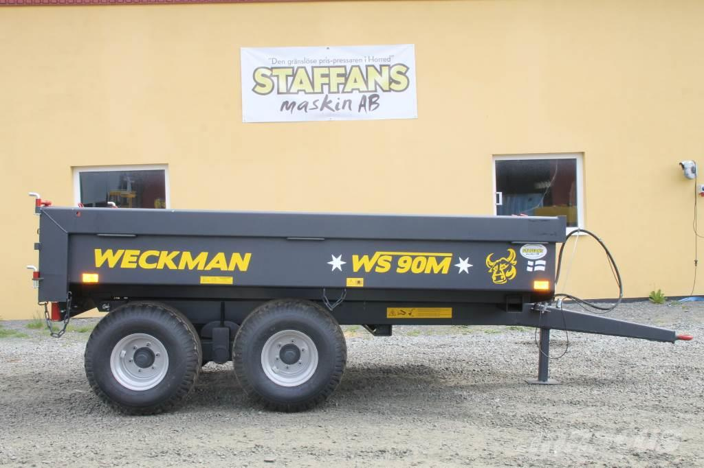 Weckman WS90, 2016, Tipper trucks