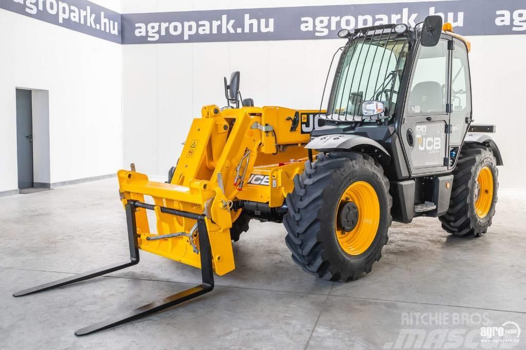 JCB 531-70 (526 hours) 7 m lifting height, 3.100 kg