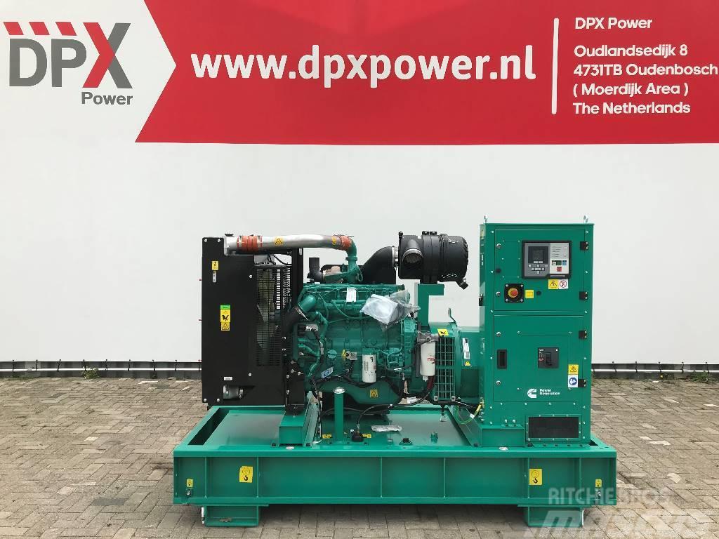 Cummins C220 D5 - 220 kVA Open Generator - DPX-18512-O