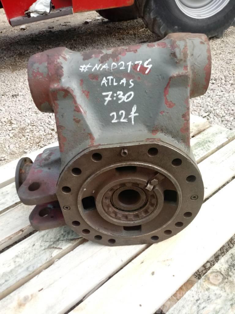 Atlas 1604 WY113|2166 30/7 Dyferencjał Differential