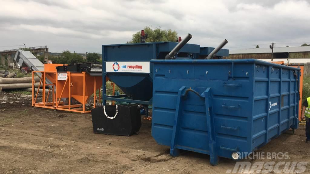 Doppstadt Instalatie spalare/Washing facility-pret negociab