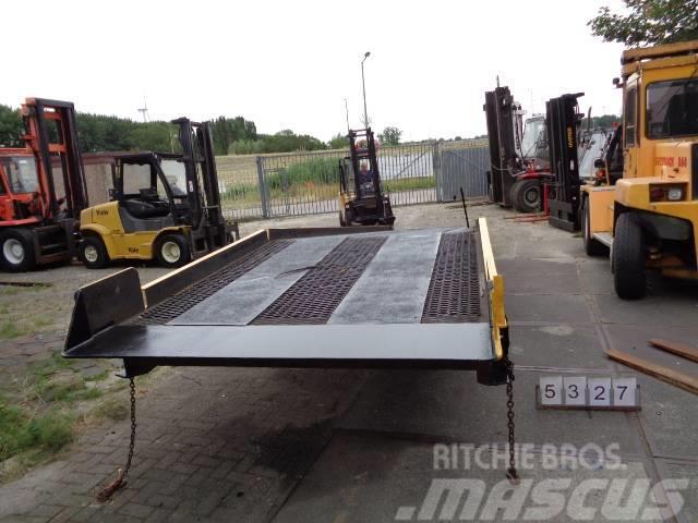 [Other] laadbrug 10 ton