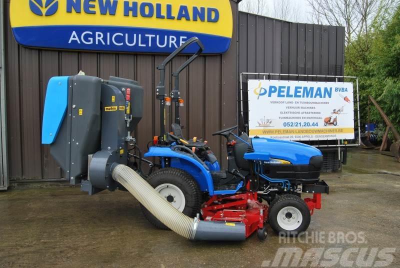 New Holland Boomer 24
