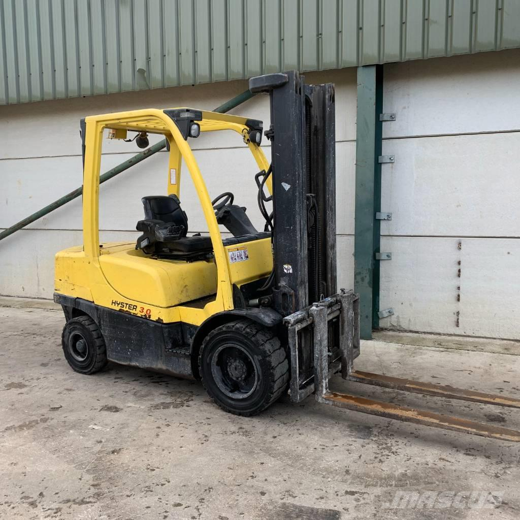 Hyster 30
