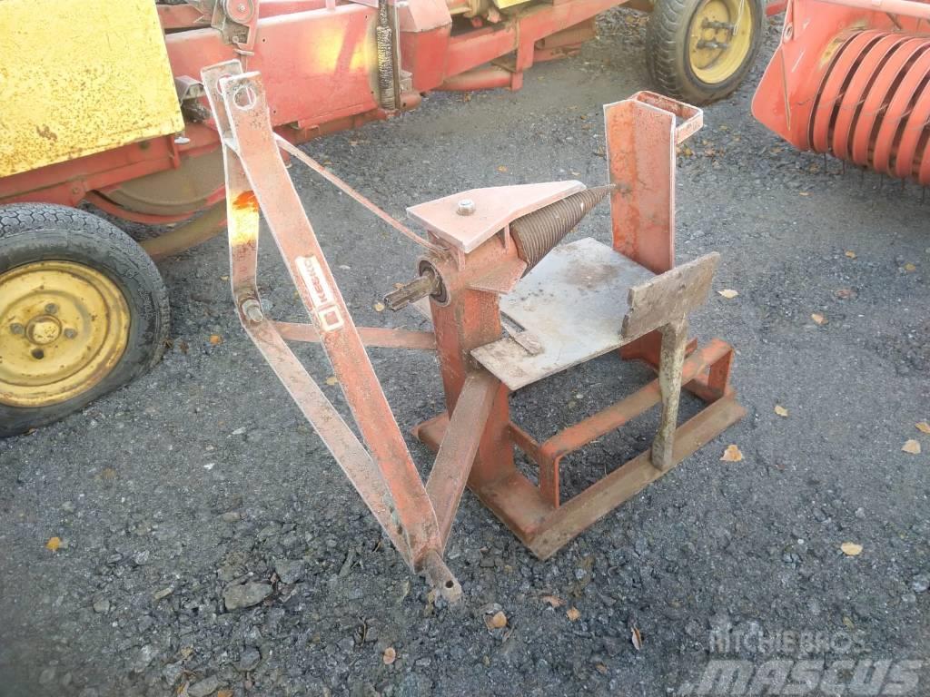 Hakki Halkaisuruuvi - traktorikäyttöinen