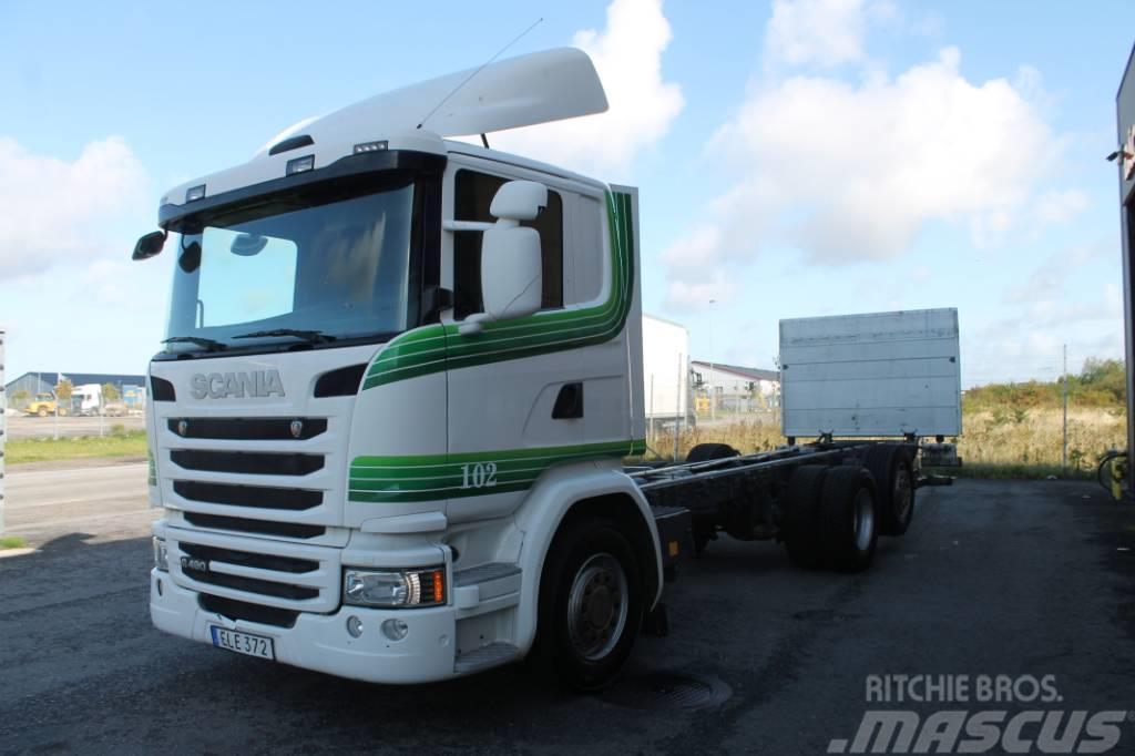 Scania G490LB6X2*4MNB Euro 6