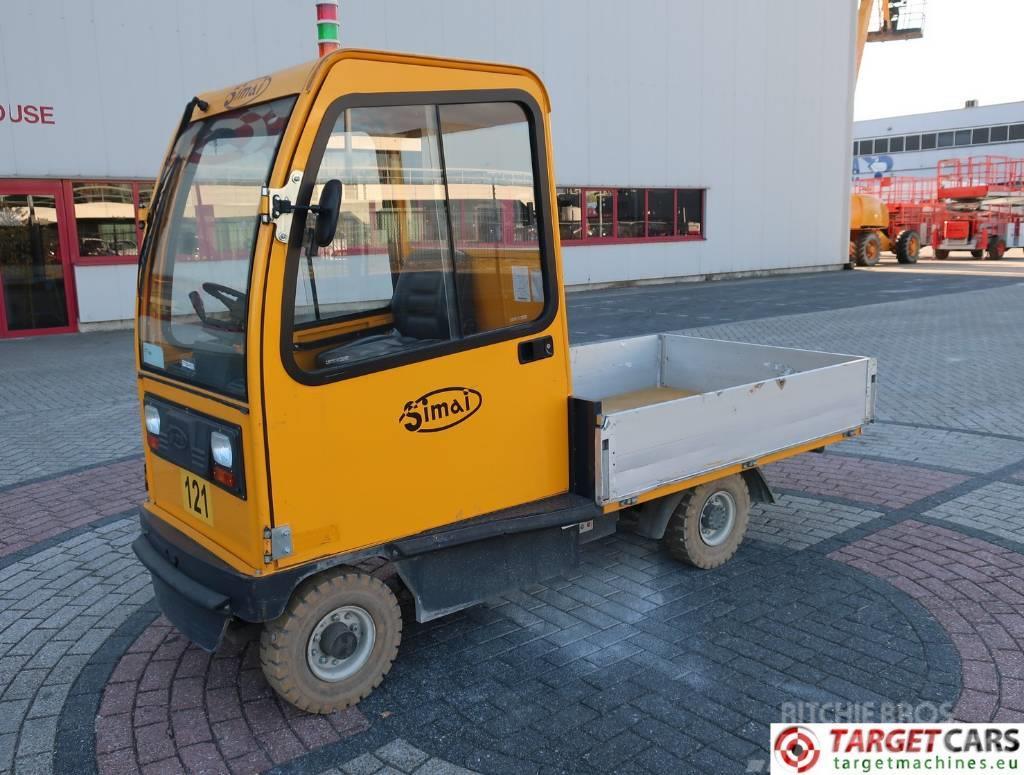 Simai PE15 Electric Platform Tow Truck max 5000KG