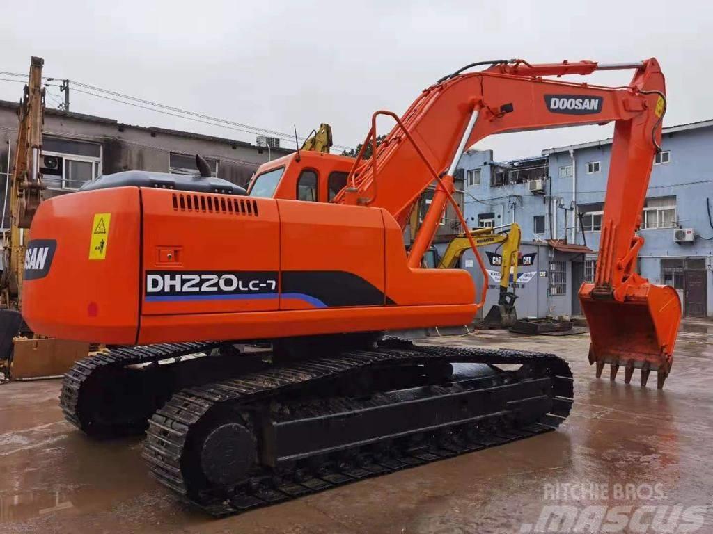 Doosan DH200LC-7