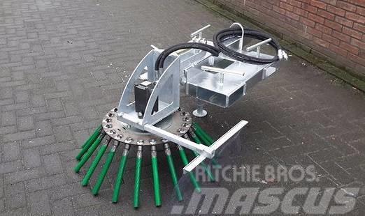 Used VL Weed Brush roterende onkruidborstel sweepers Year ...