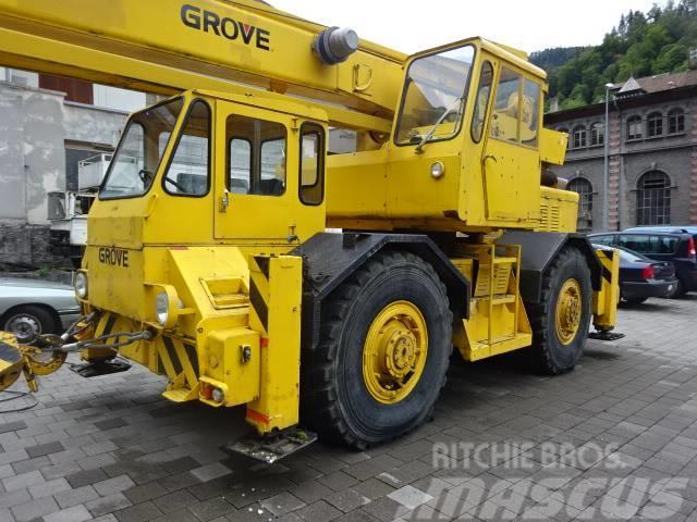 Grove RT 59  Kran