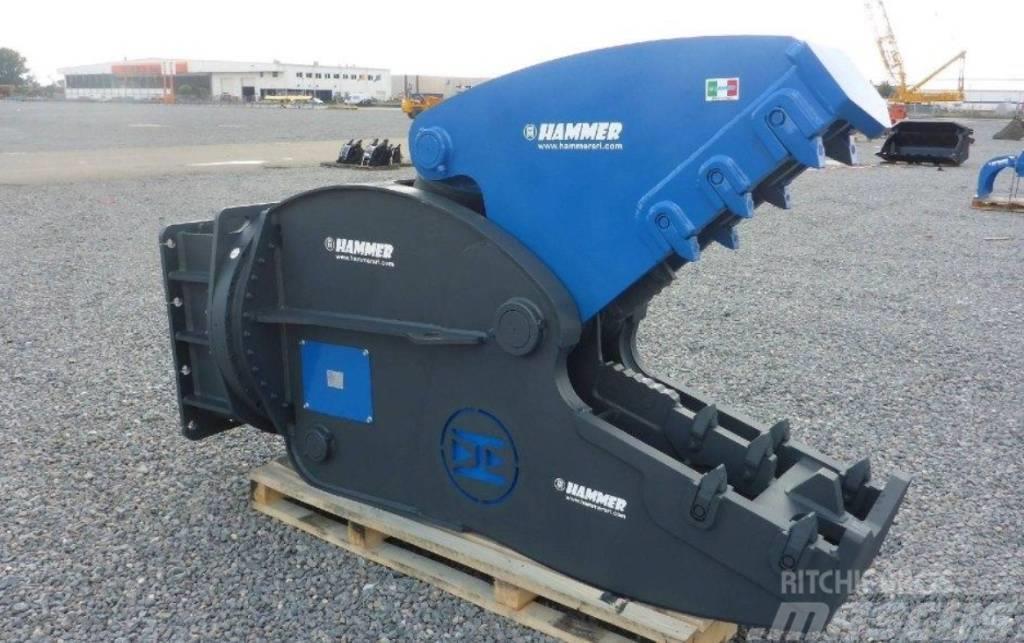 Hammer FR 26 Hydraulic Rotating Pulveriser Crusher 2500KG