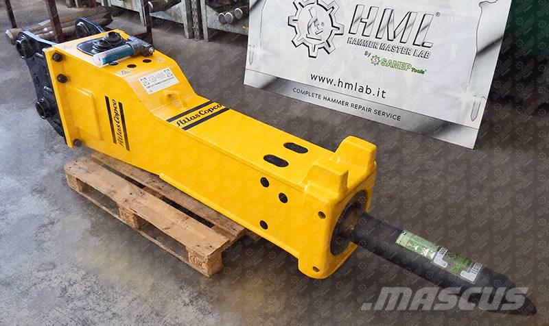 Atlas Copco Krupp HB 2200/HM 1500 Marathon Reconditioned 2019