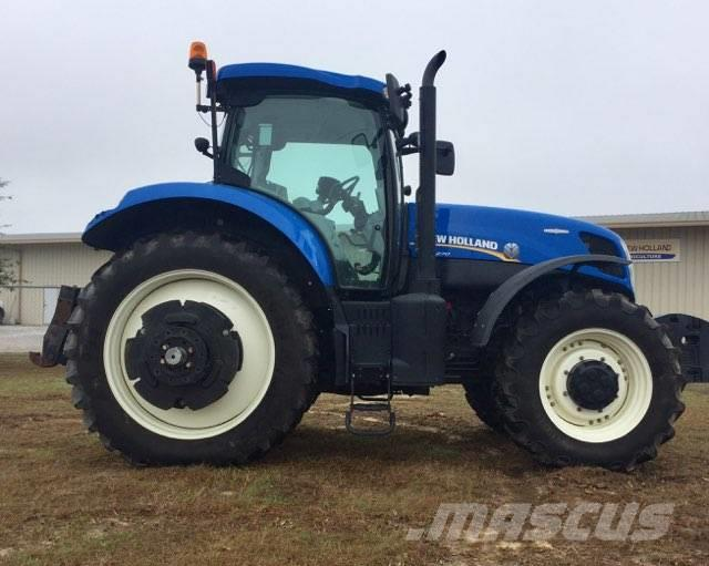 New Holland T 7.270  #13132