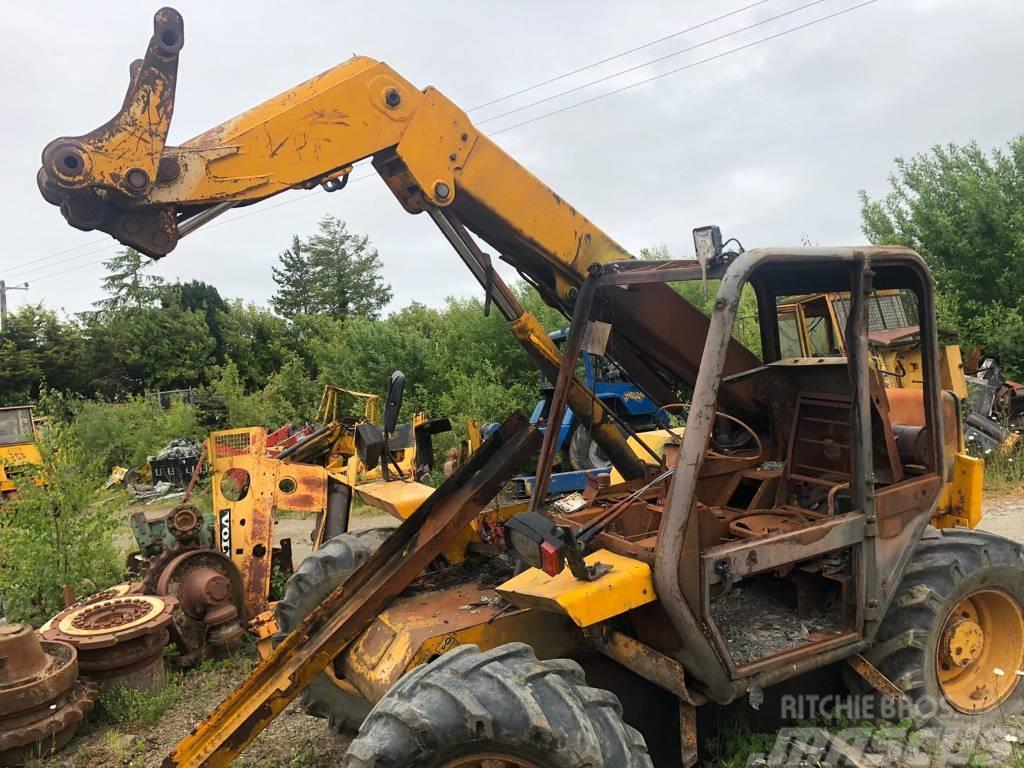 JCB 520 S dismantling for parts only