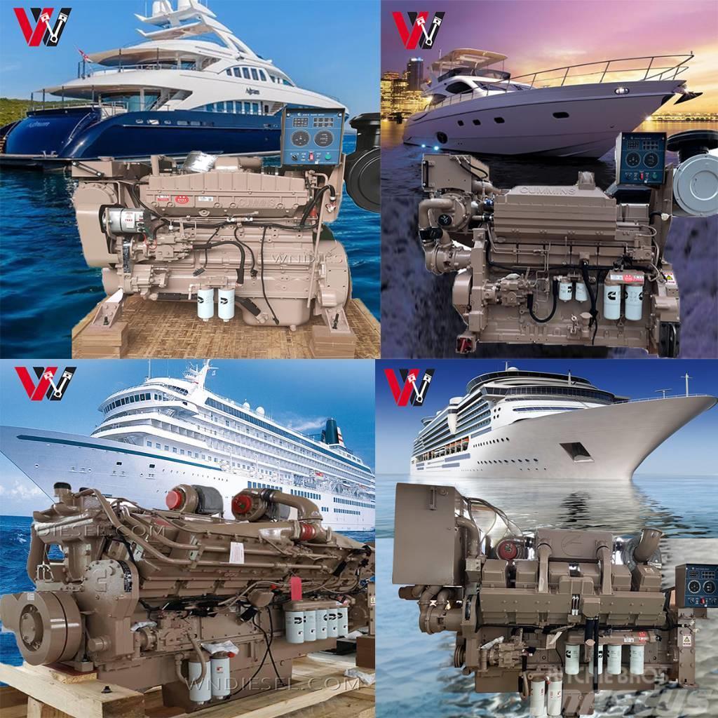 Cummins Cummins marine engineKta19-M, KTA38-M,KTA50-M,6BT5