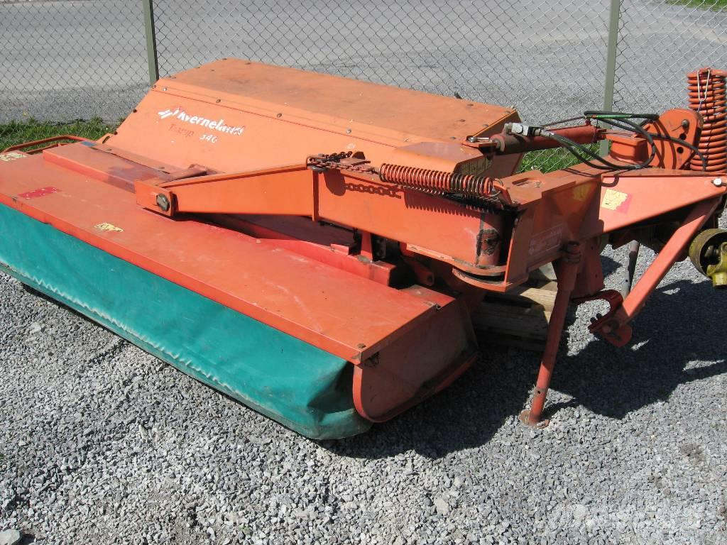 Kverneland Taarup rotorslåtterkross, Mower-conditioners ...