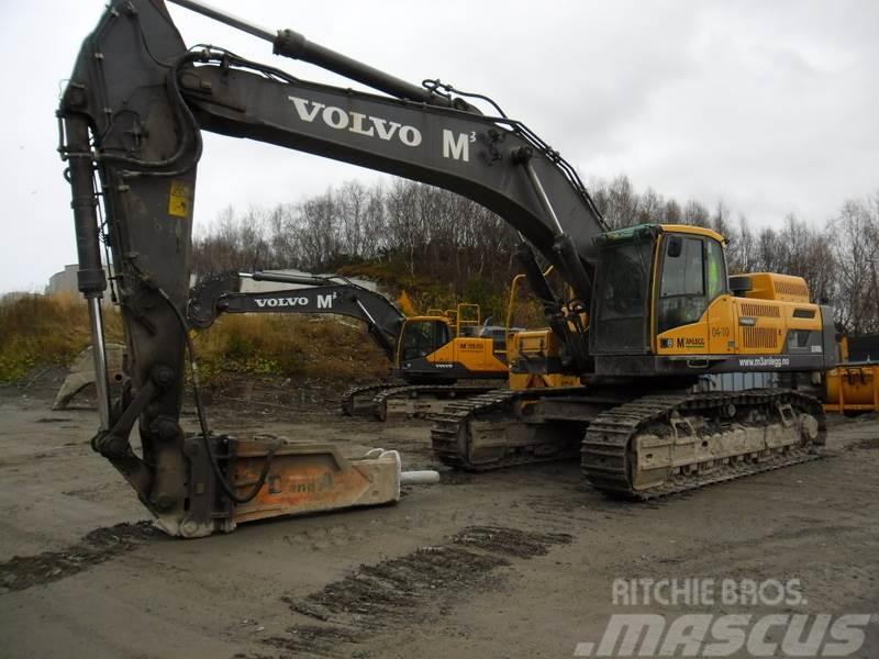 Volvo EC480DL SELGES FOR KUNDE