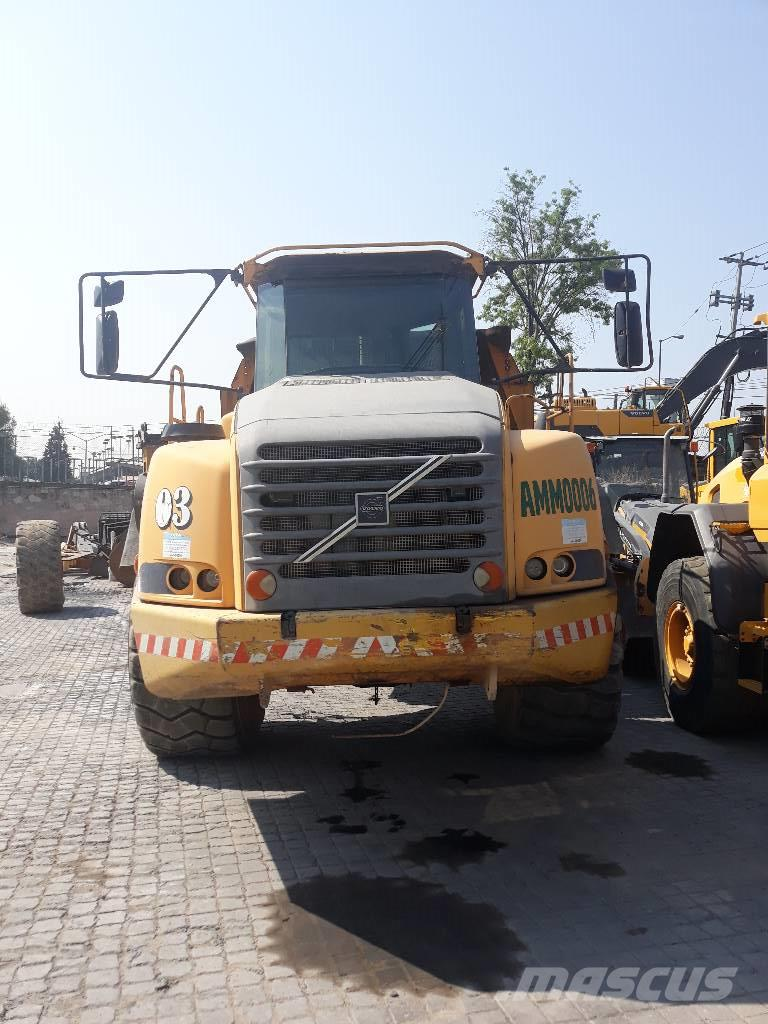 Used Dump Trucks >> Used Volvo A 40 D Articulated Dump Truck Adt Year 2003 Price Us