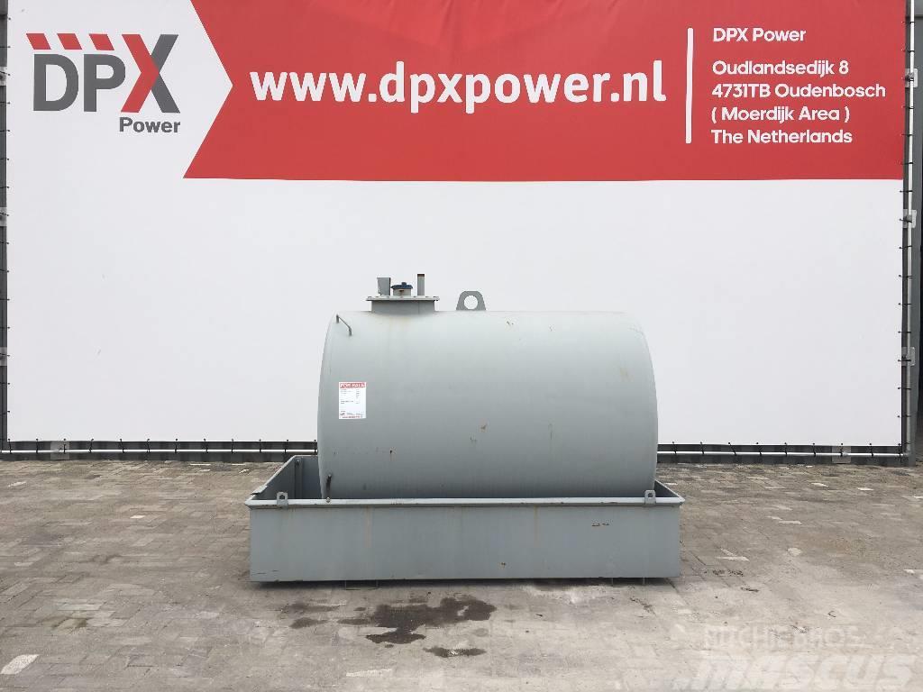 [Other] Diesel Fuel Tank 3000 Liter - DPX-10911