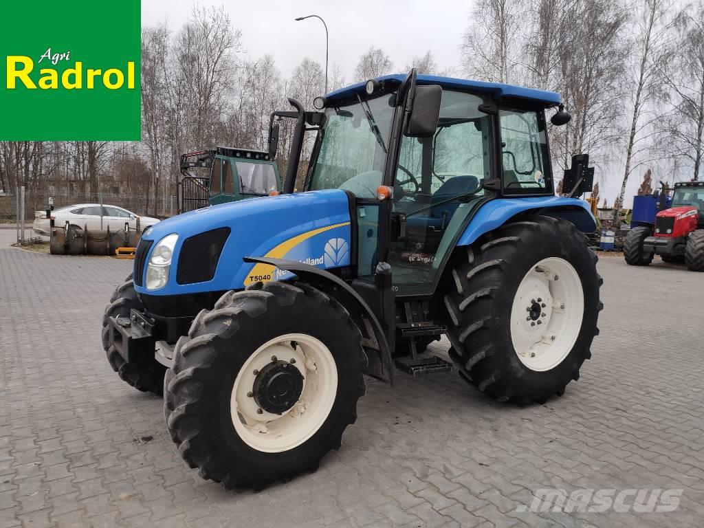 New Holland T 5040