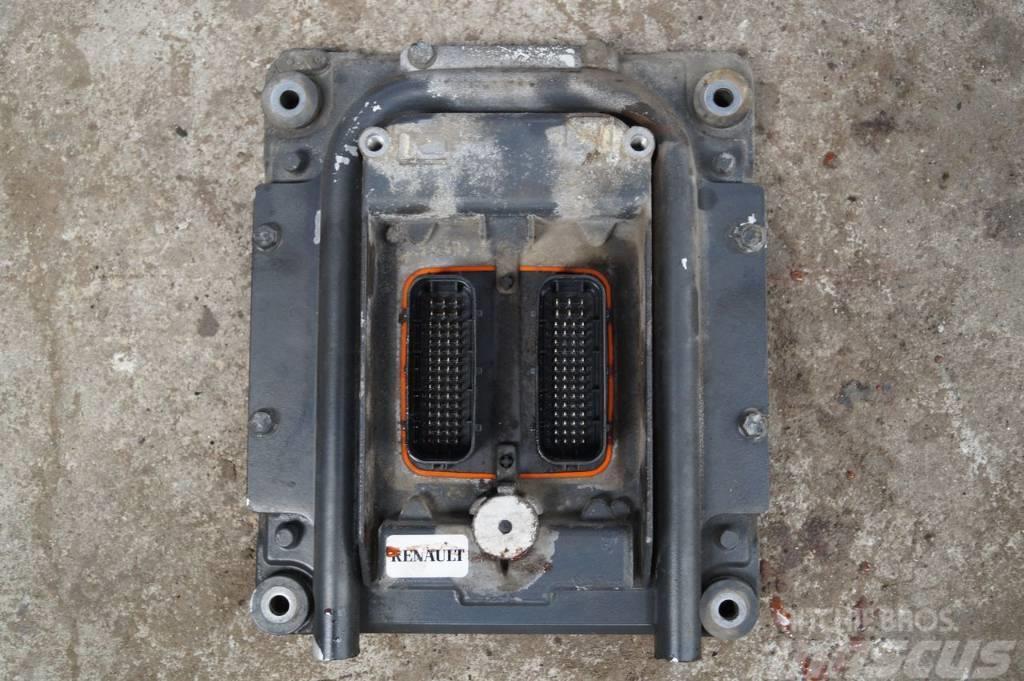 Renault Premium / Engine control unit